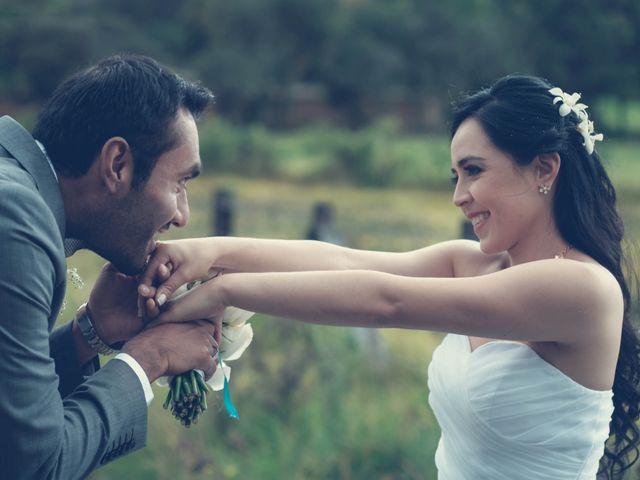 El matrimonio de Marcela y German en Tenjo, Cundinamarca 7