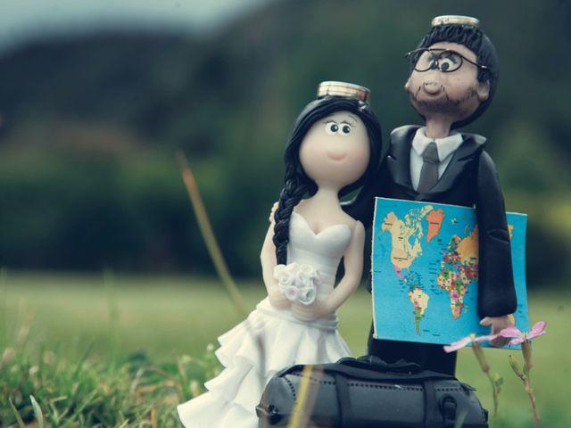 El matrimonio de Marcela y German en Tenjo, Cundinamarca 12