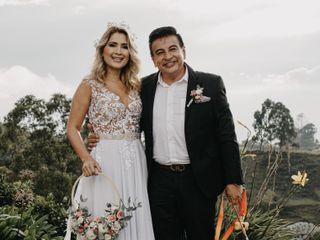 El matrimonio de Gladys y Néstor