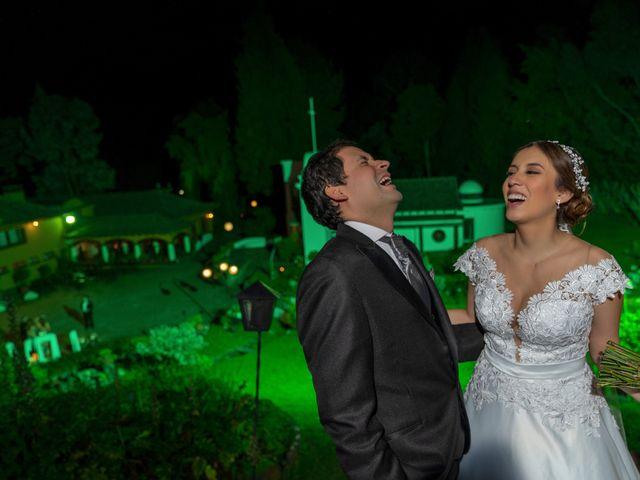 El matrimonio de Julian y Ximena