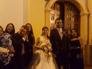 El matrimonio de Zamira Alexandra y Jesus Alberto 2