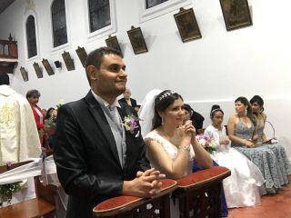 El matrimonio de Zamira Alexandra y Jesus Alberto
