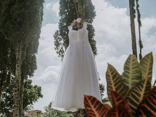 El matrimonio de Natalia  y Daniel  1