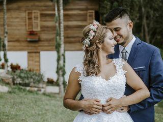 El matrimonio de Natalia  y Daniel