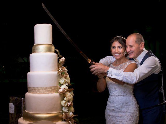 El matrimonio de Jennifer y José
