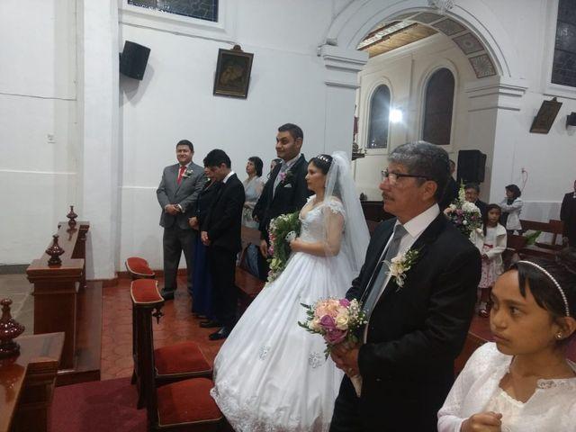 El matrimonio de Jesus Alberto y Zamira Alexandra en San Juan de Pasto, Nariño 12