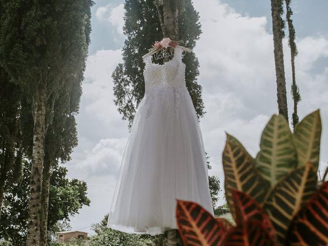 El matrimonio de Daniel  y Natalia  en Floridablanca, Santander 1