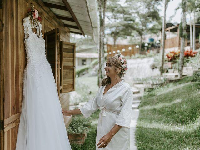 El matrimonio de Daniel  y Natalia  en Floridablanca, Santander 8