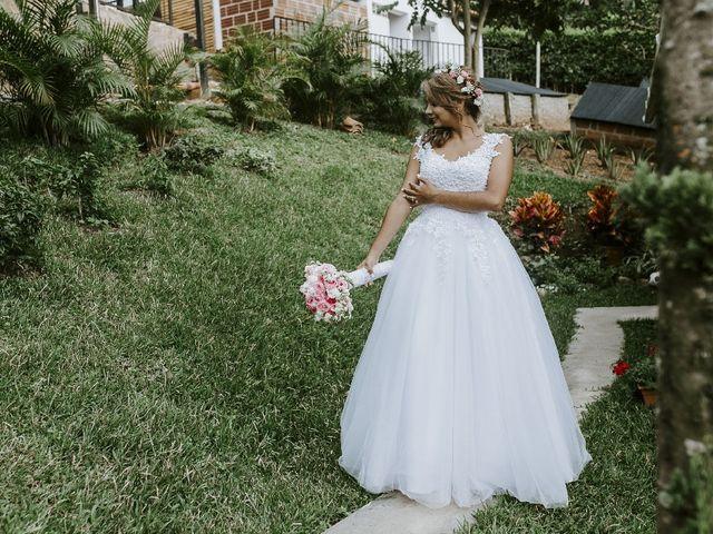 El matrimonio de Daniel  y Natalia  en Floridablanca, Santander 14