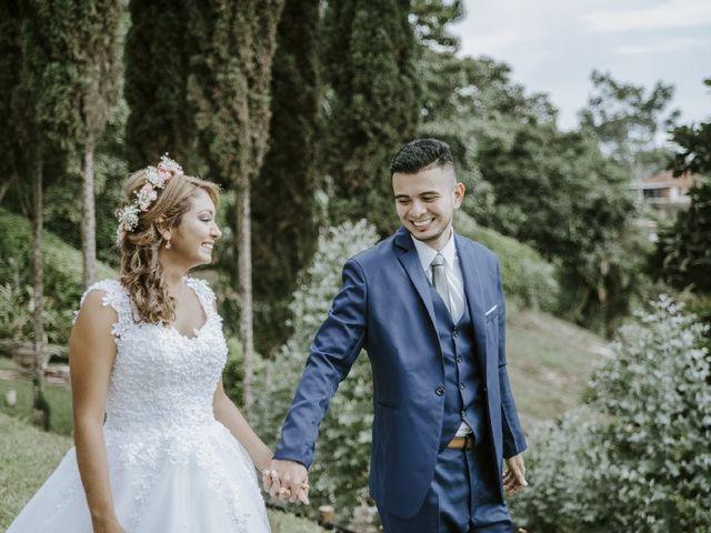 El matrimonio de Daniel  y Natalia  en Floridablanca, Santander 40