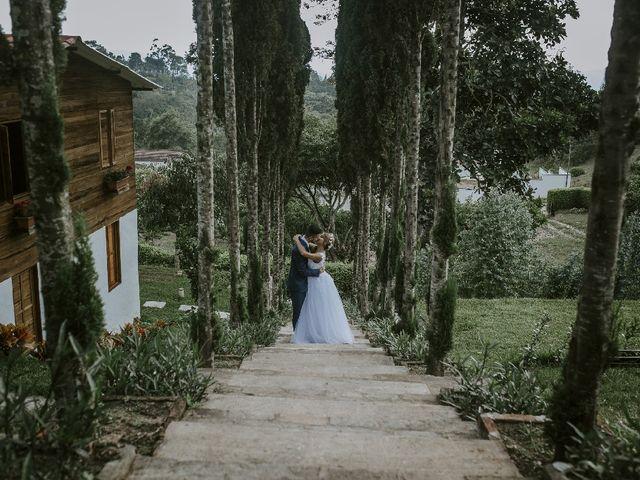 El matrimonio de Daniel  y Natalia  en Floridablanca, Santander 43