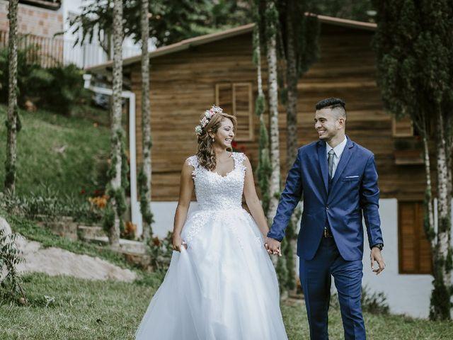 El matrimonio de Daniel  y Natalia  en Floridablanca, Santander 47