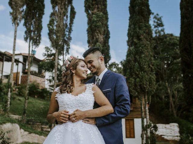 El matrimonio de Daniel  y Natalia  en Floridablanca, Santander 50