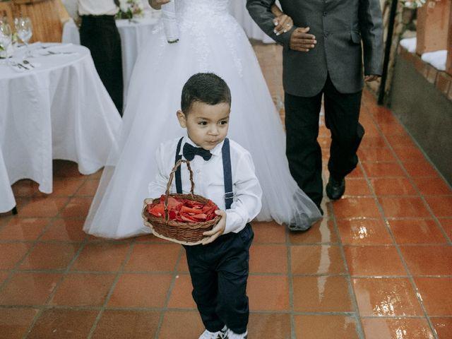 El matrimonio de Daniel  y Natalia  en Floridablanca, Santander 59
