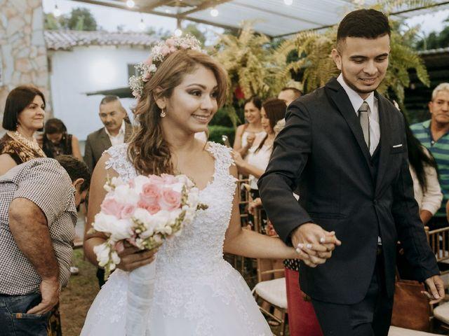 El matrimonio de Daniel  y Natalia  en Floridablanca, Santander 61