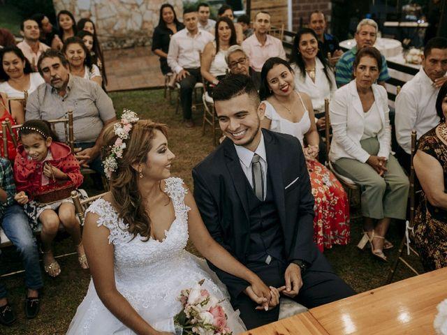 El matrimonio de Daniel  y Natalia  en Floridablanca, Santander 62