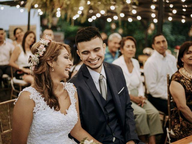 El matrimonio de Daniel  y Natalia  en Floridablanca, Santander 64