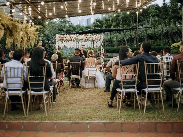 El matrimonio de Daniel  y Natalia  en Floridablanca, Santander 66