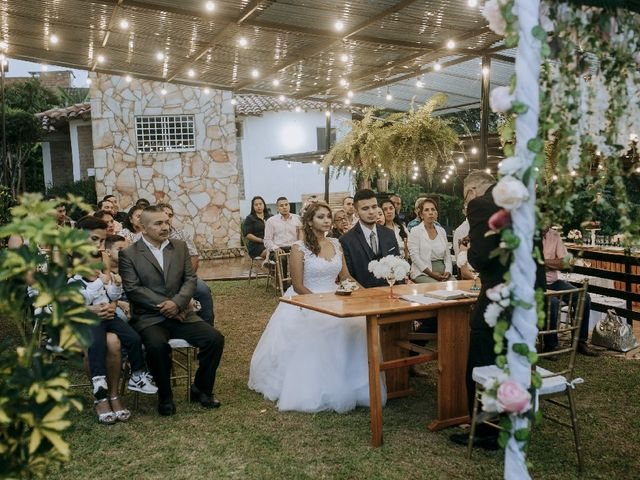El matrimonio de Daniel  y Natalia  en Floridablanca, Santander 67