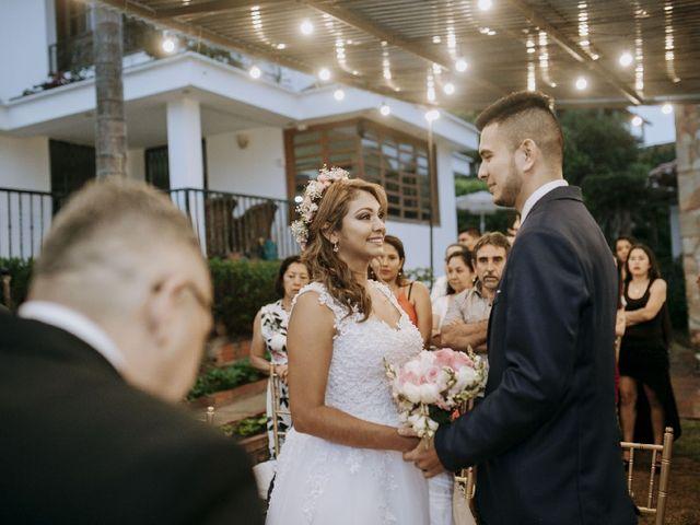 El matrimonio de Daniel  y Natalia  en Floridablanca, Santander 69