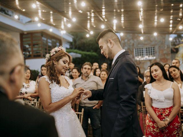 El matrimonio de Daniel  y Natalia  en Floridablanca, Santander 71