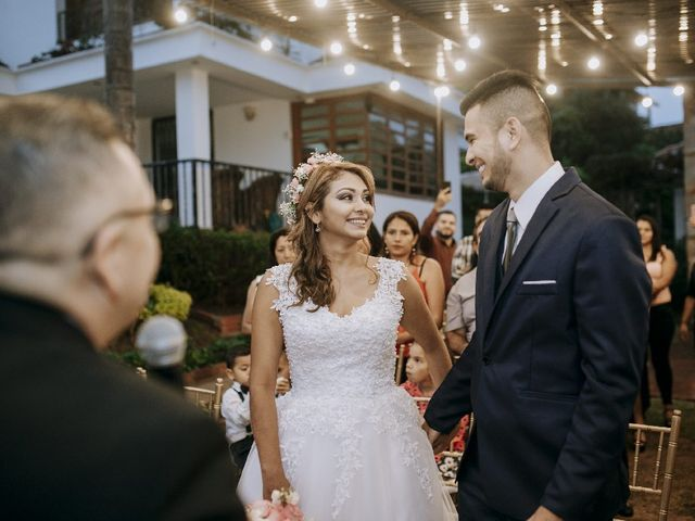 El matrimonio de Daniel  y Natalia  en Floridablanca, Santander 73