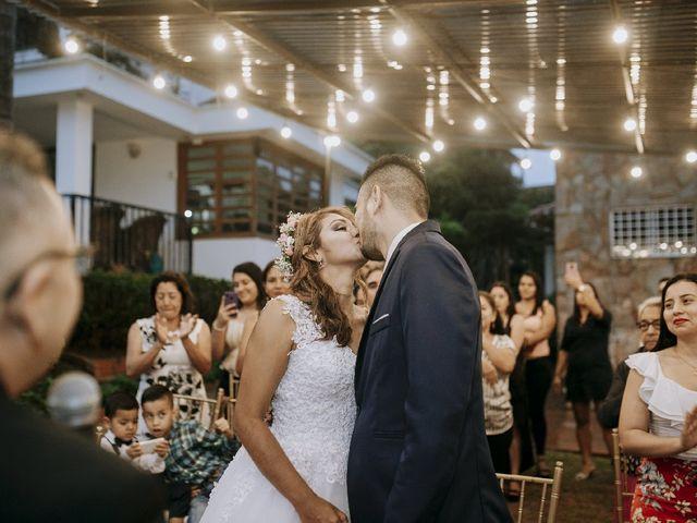 El matrimonio de Daniel  y Natalia  en Floridablanca, Santander 74