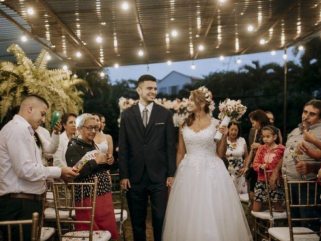 El matrimonio de Daniel  y Natalia  en Floridablanca, Santander 75