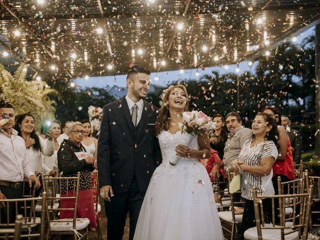 El matrimonio de Daniel  y Natalia  en Floridablanca, Santander 76