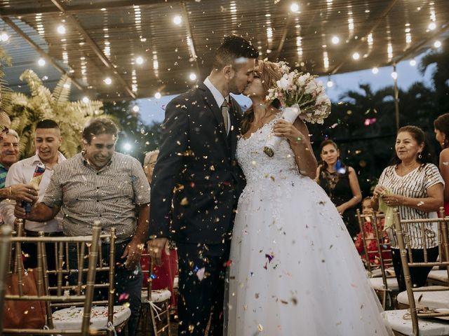 El matrimonio de Daniel  y Natalia  en Floridablanca, Santander 77
