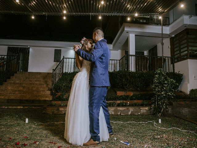 El matrimonio de Daniel  y Natalia  en Floridablanca, Santander 82