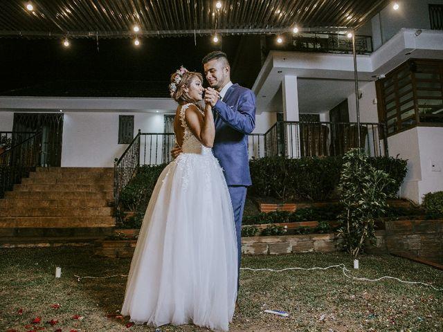 El matrimonio de Daniel  y Natalia  en Floridablanca, Santander 83