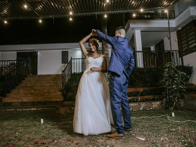 El matrimonio de Daniel  y Natalia  en Floridablanca, Santander 84