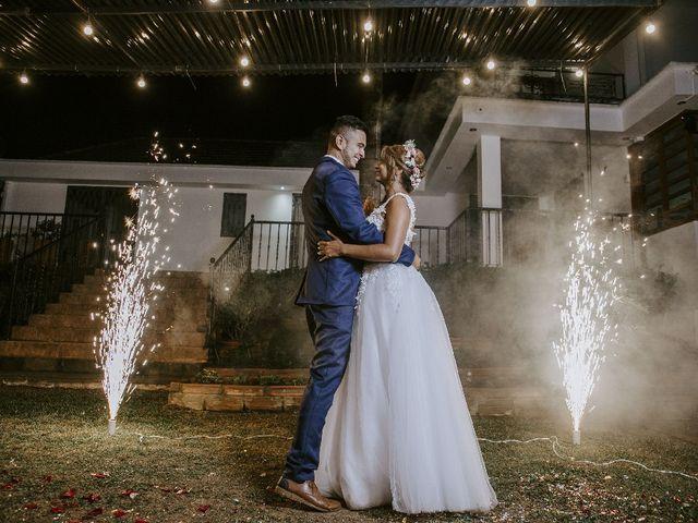 El matrimonio de Daniel  y Natalia  en Floridablanca, Santander 86