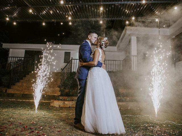 El matrimonio de Daniel  y Natalia  en Floridablanca, Santander 87