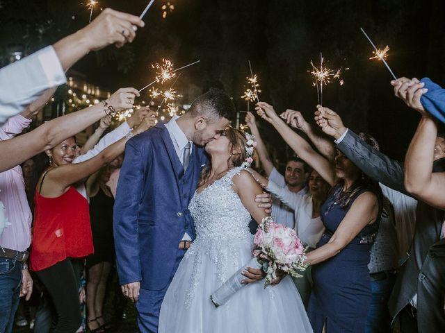 El matrimonio de Daniel  y Natalia  en Floridablanca, Santander 94