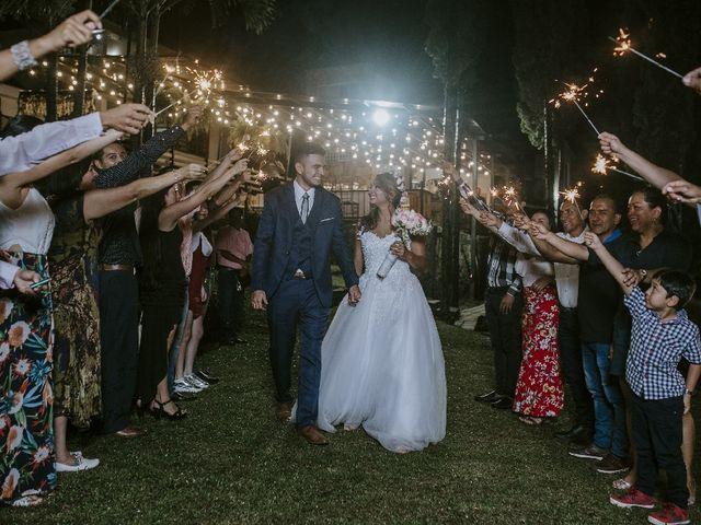 El matrimonio de Daniel  y Natalia  en Floridablanca, Santander 95