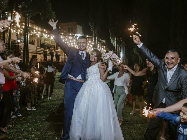 El matrimonio de Daniel  y Natalia  en Floridablanca, Santander 96