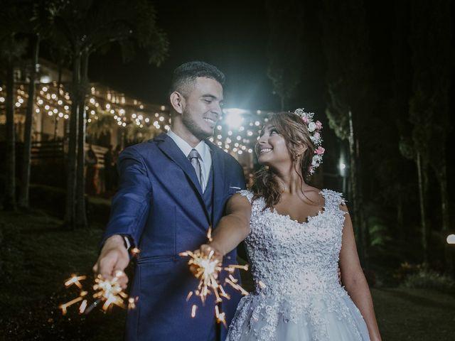 El matrimonio de Daniel  y Natalia  en Floridablanca, Santander 99