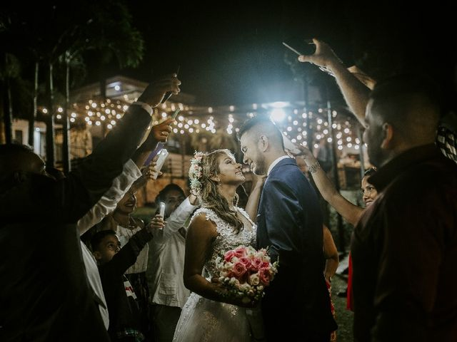 El matrimonio de Daniel  y Natalia  en Floridablanca, Santander 100