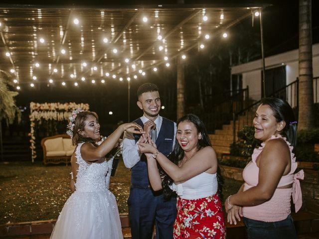 El matrimonio de Daniel  y Natalia  en Floridablanca, Santander 103