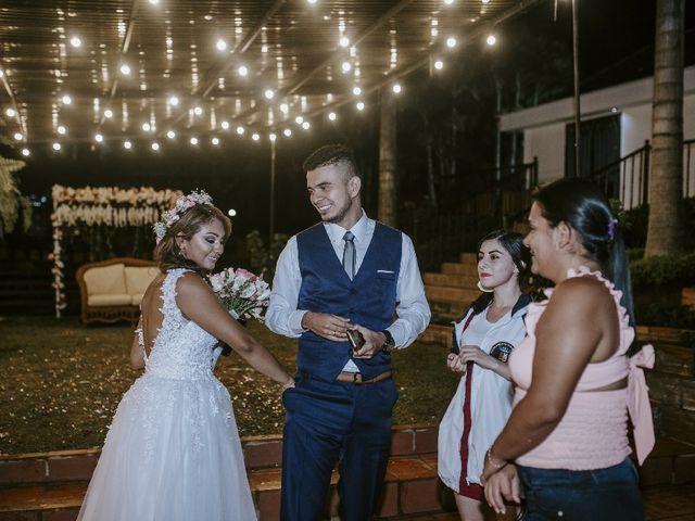 El matrimonio de Daniel  y Natalia  en Floridablanca, Santander 104