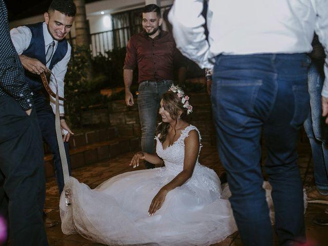 El matrimonio de Daniel  y Natalia  en Floridablanca, Santander 105