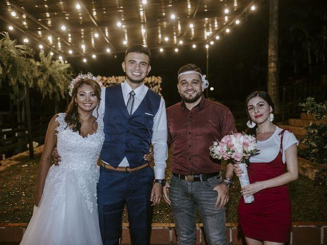 El matrimonio de Daniel  y Natalia  en Floridablanca, Santander 108