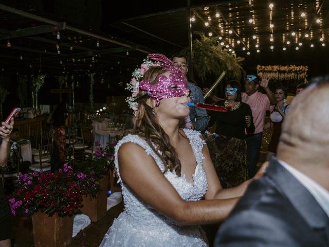 El matrimonio de Daniel  y Natalia  en Floridablanca, Santander 110