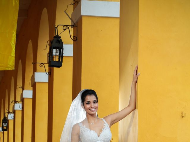El matrimonio de Francisco y Constanza en Cartagena, Bolívar 23