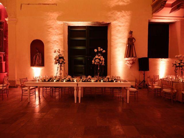 El matrimonio de Francisco y Constanza en Cartagena, Bolívar 42