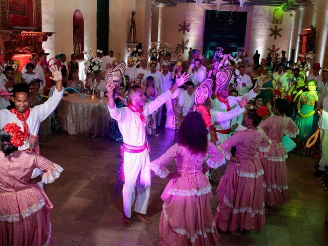El matrimonio de Francisco y Constanza en Cartagena, Bolívar 47