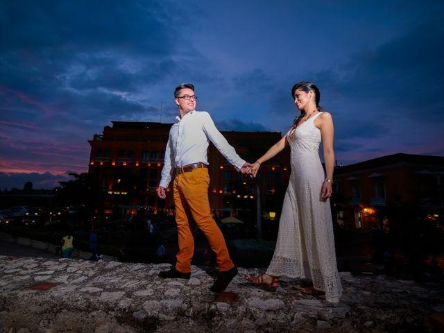 El matrimonio de Francisco y Constanza en Cartagena, Bolívar 51