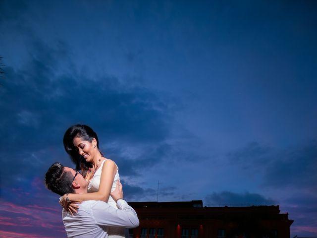 El matrimonio de Francisco y Constanza en Cartagena, Bolívar 52